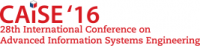The 28th International Conference on Advanced Information Systems Engineering (CAiSE'16)