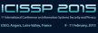 ICISSP 2015 — 1st International Conference on Information Systems Security and Privacy