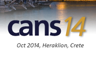CANS 2014 — 13rd International Conference on Cryptology and Network Security
