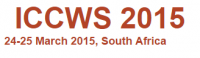 ICCWS 2015 — 10th International Conference on Cyber Warfare and Security
